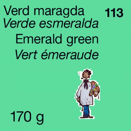 PIGMENTO DALBE 170gr - VERDE ESMERALDA