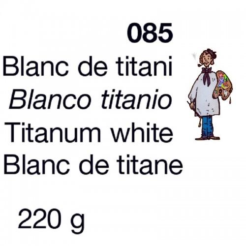PIGMENTO DALBE 220gr - BLANCO DE TITANIO