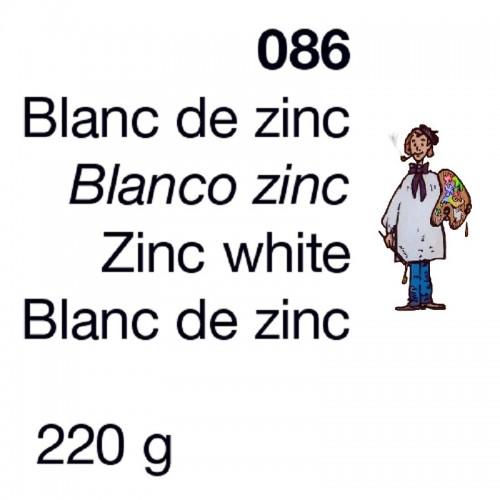 PIGMENTO DALBE 220grl - BLANCO DE ZINC