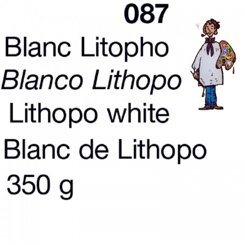PIGMENTO DALBE 350gr - BLANCO LITHOPO
