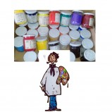 Conjunto Pigmentos CHARBONNEL