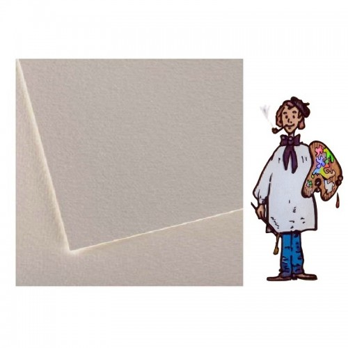Papel Canson Acrylic Fino 400 g - 50x65 - (5 hojas)