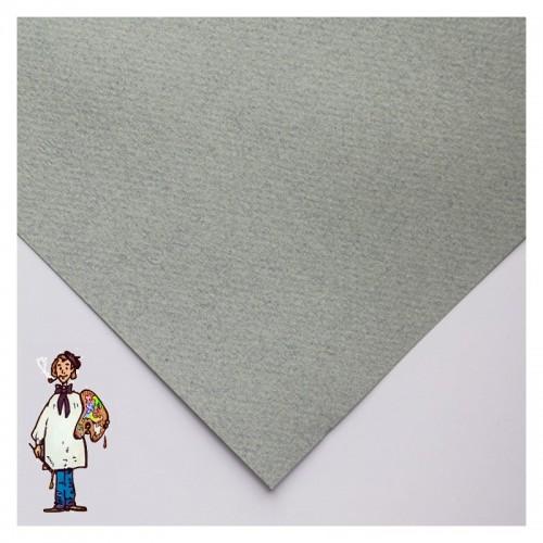Mi–Teintes CANSON PAQ 10 HOJAS 65x50 GRIS CIELO 354