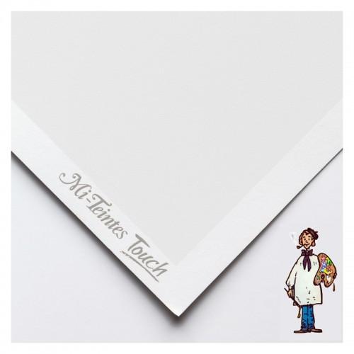 Mi-Teintes Touch – 335 BLANCO 65X50 – 355gr - 5 hojas