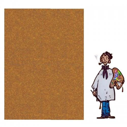 PASTEL CARD SENNELIER - paq 5 hojas 80x60 cm. 360gr.T SIENA TOSTADA 3