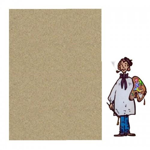 PASTEL CARD SENNELIER - paq 5 h 80x60 cm. GRIS CLARO 12