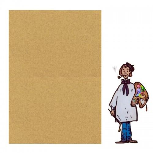 PASTEL CARD SENNELIER - paq 5 hoj 80x60 cm 360gr.TIERRA NAT 2