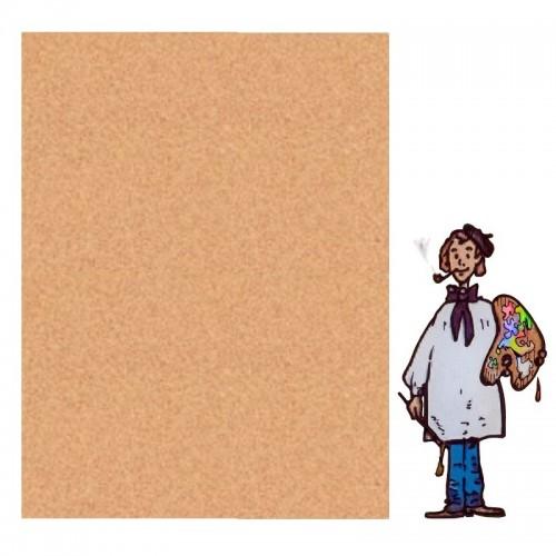 PASTEL CARD SENNELIER - paq 5 hojas 50x65 cm. ROJO INGLÉS 5