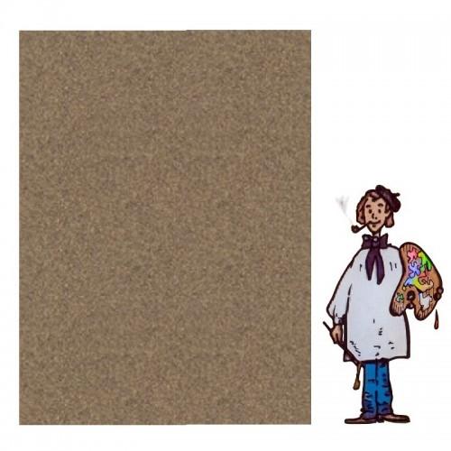 PASTEL CARD SENNELIER - paq 5 hojas 50x65 cm. TIERA SOMBRA 4
