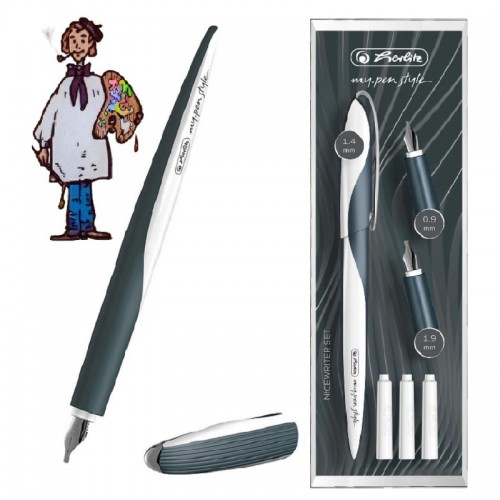 Estilográfica Pelikan  my.Pen style (set de 3 puntas)