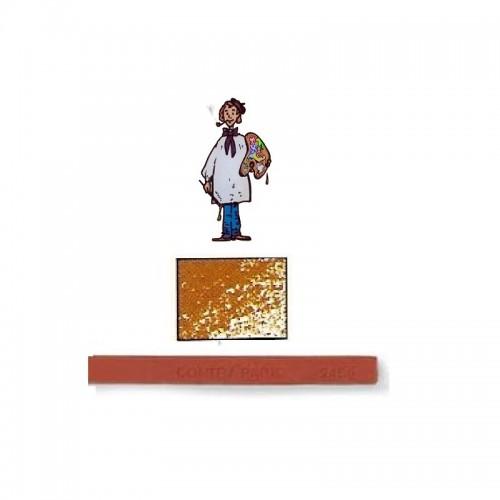 carré esbozo - sanguina - 2450