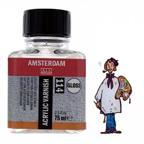 Barniz acrílico brillante Amsterdam 114 - 75ml