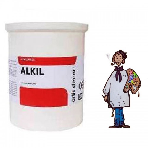 Alkil Artis Decor 1000 cc