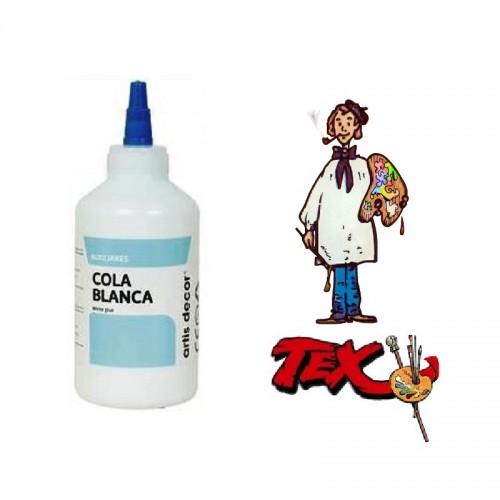COLA BLANCA RAPIDA ARTIS DECOR 250GR. C/CANULA