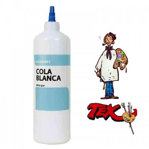 COLA BLANCA RAPIDA ARTIS DECOR 750GR. C/CANULA
