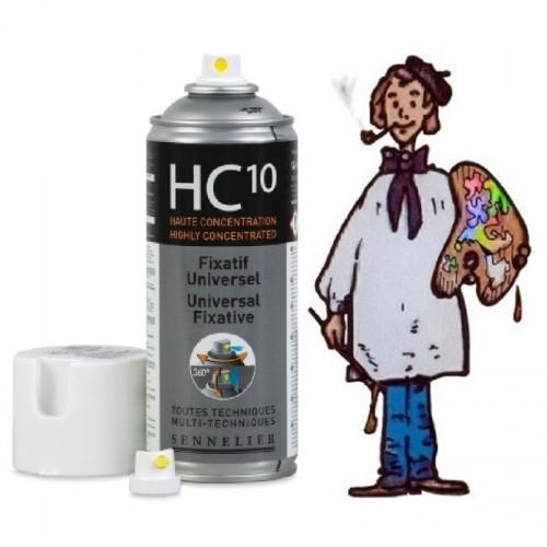 Fijativo hc10 Sennelier en spray 400ml