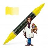 ALBRECHT DÜRER ROTULADOR ACUARELABLE COLOR 107 amarillo de cadmio