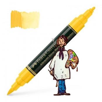 ALBRECHT  DÜRER ROTULADOR ACUARELABLE   COLOR  109 amarillo de cromo oscuro