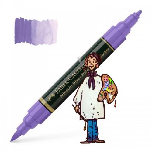 ALBRECHT DÜRER ROTULADOR ACUARELABLE   COLOR 136 violeta púrpura