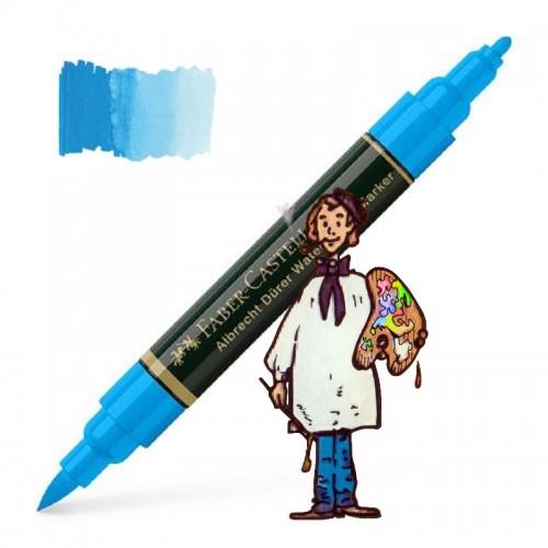 ALBRECHT DÜRER ROTULADOR ACUARELABLE  COLOR 110 azul de ptalocianina