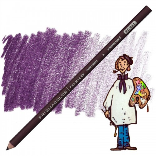 PRISMACOLOR DARK PURPLE PC931