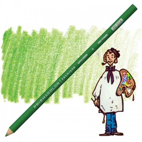 PRISMACOLOR APPLE GREEN PC 912