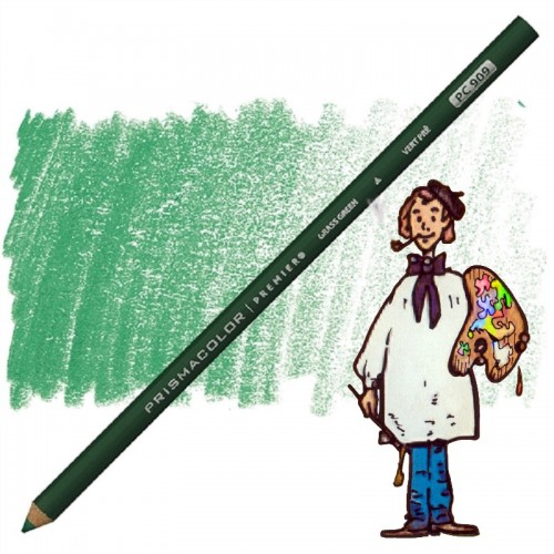 PRISMACOLOR GRASS GREEN PC909