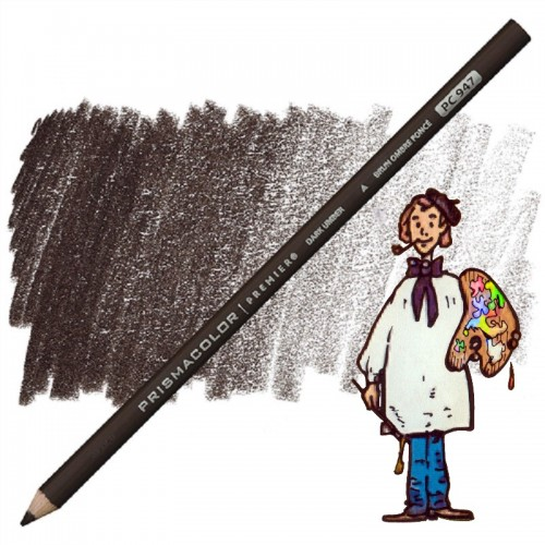 PRISMACOLOR DARK UMBER PC947
