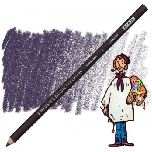 PRISMACOLOR BLACK GRAPE PC996