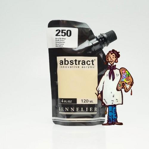 ACRÍLICO ABSTRACT- 120 ML -  OCRE CARNE 250