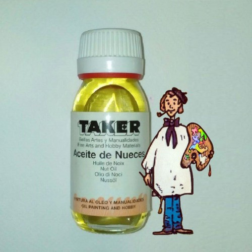 Aceite de Nueces TAKER 60ml