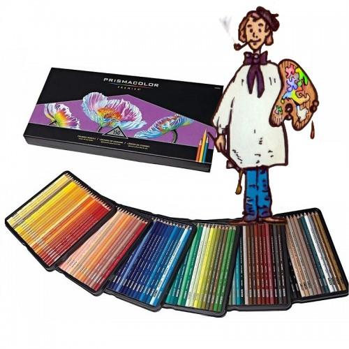 Caja cartón 150lápices de color PrismacolorPremier