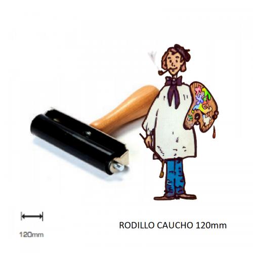 Rodillo linograbado Artools 120 mm.