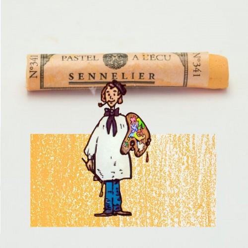 Pastel à l'écu amarillo brillante nº 341 Pastel à l'écu