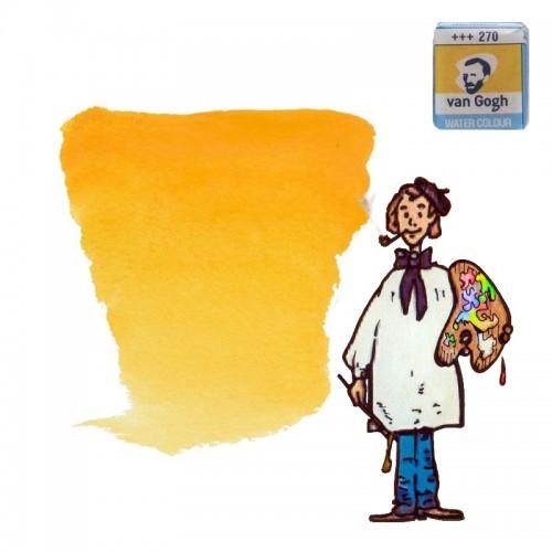 Acuarela Van Gogh, godet - amarillo azo oscuro 270