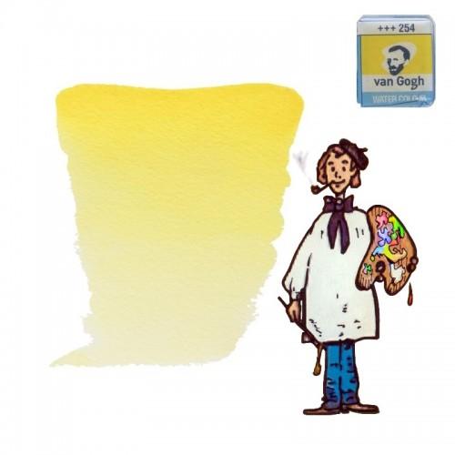 Acuarela Van Gogh, godet - amarillo limón prmanente 254