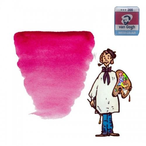 Acuarela Van Gogh, godet - rosa quinacridona 366