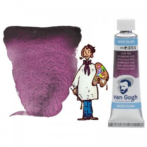 Acuarela Van Gogh, tubo - crepúsculo rosa 373