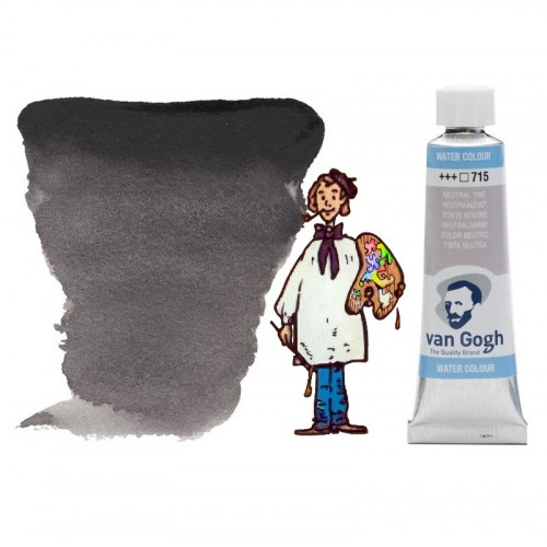 Acuarela Van Gogh, tubo - color neutro 715