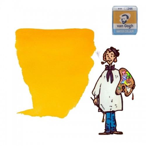 Acuarela Van Gogh, Godet - Amarillo Indio 244