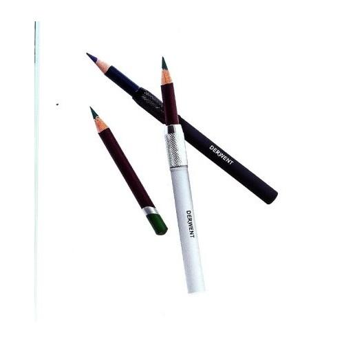 blister Alarga lápices Derwent con dos de diámetros diferentes.