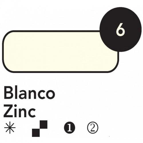 Óleo Goya 200 ml. Blanco Zinc 6