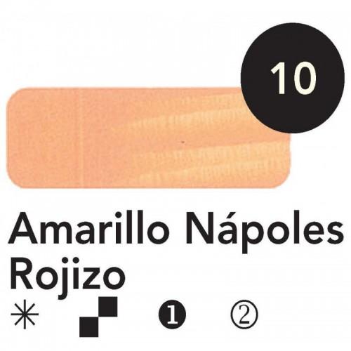 Óleo Goya 200 ml.  Amarillo Nápoles Rojizo 10