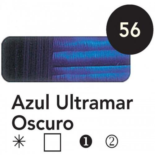 Óleo Goya 200 ml.  Azul Ultramar Oscuro 56