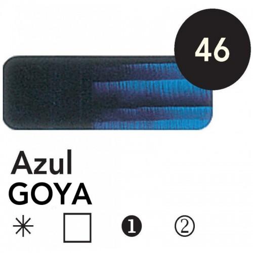 Óleo Goya 200 ml.  Azul Goya 46