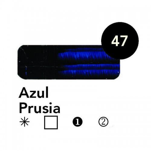 Óleo Goya 200 ml.  Azul Prusia 47