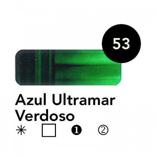 Óleo Goya 200 ml.  Azul Ultramar Verdoso 53