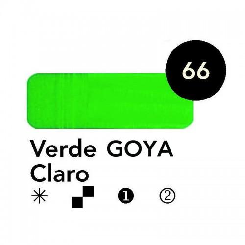Óleo Goya 200 ml. Verde Goya Claro 66