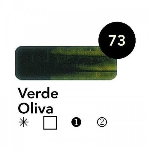 Óleo Goya 200 ml.  Verde Oliva 73