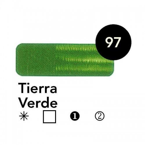 Óleo Goya 200 ml.  Tierra Verde 97